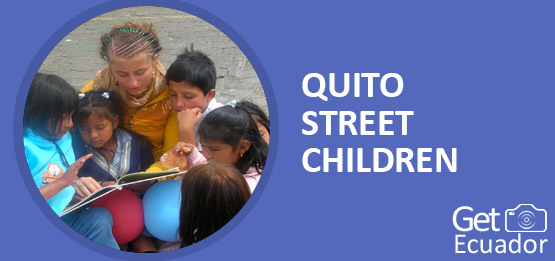 Quito Street Children - Menu