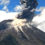 Ecuador Active Vulcano
