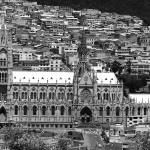 La Basilica Church Quito