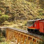 Ecuador Train Trip