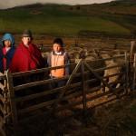Indigenous Family - Ecuador