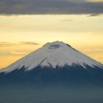 Cotopaxi Vulcano Ecuador