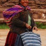 Indigenous Woman Ecuador