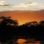 Amazon Sunset Experience Ecuador