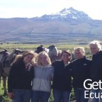 Volunteers Travelling Cotopaxi