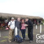 Cotopaxi Refuggie - Volunteers Traveling