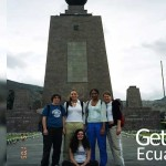 Mitad del Mundo - Volunteers Traveling Quito