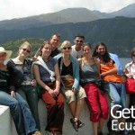 Faculty Led Program Cuicocha Lake Ecuador