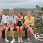 Teachers Traveling in Galapagos