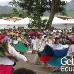 Typical Ecuadorian Dance