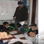 Teaching Children Galápagos