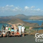 Volunteers Traveling Galapagos